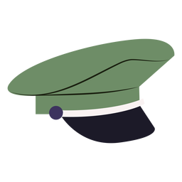 Military service cap
