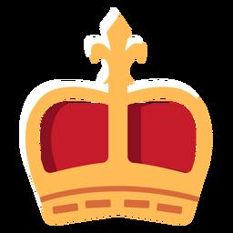 Ícone da coroa da monarquia