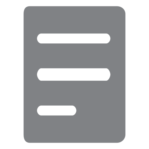 Notebook flat icon school Transparent PNG