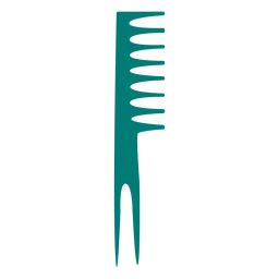 Professional comb icon