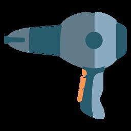 Icono de secador de pelo profesional