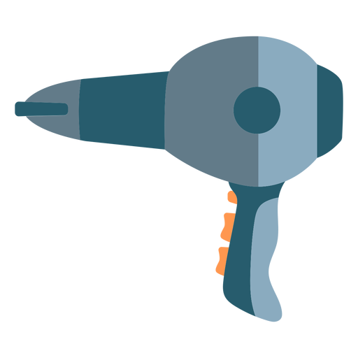 Professional hair dryer icon