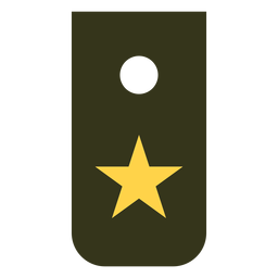 Recruit military rank icon