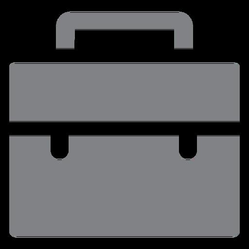 Icono plano de bolsa de mensajero escolar Transparent PNG