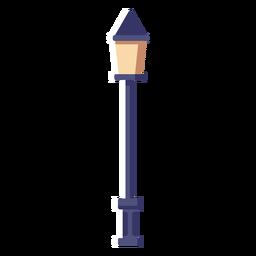 Icono de poste de farola