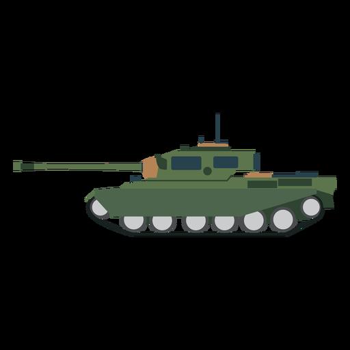 Icono de vehículo de combate de tanques