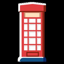 Icono de cabina telefónica