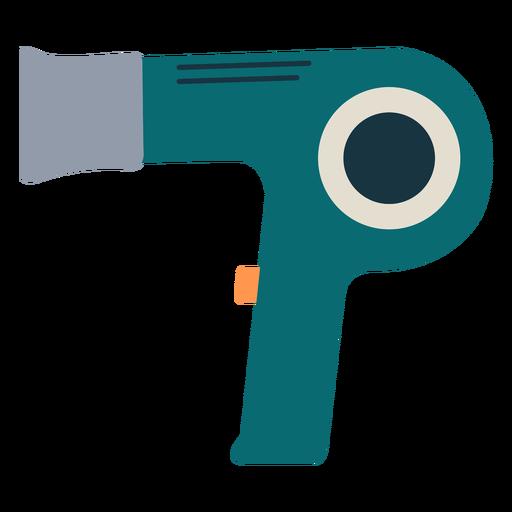 Vintage hair dryer icon