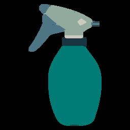 Icono de botella de spray de agua