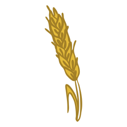 Wheat head icon