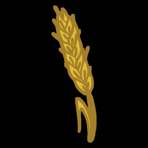 Wheat head icon