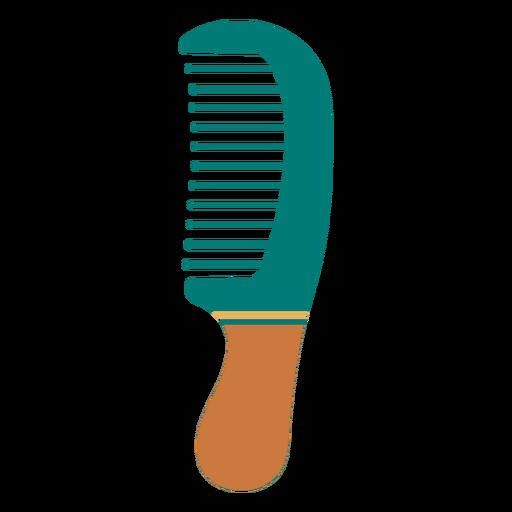 Ícone de pente de dente largo