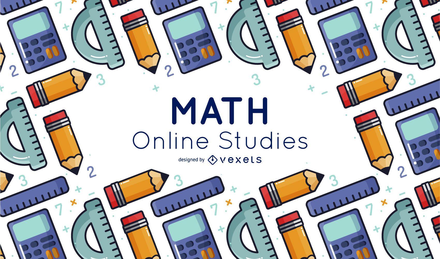 Math Elements Online Education Cover