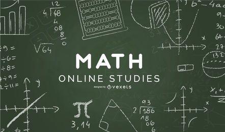 Portada de estudios de álgebra en línea