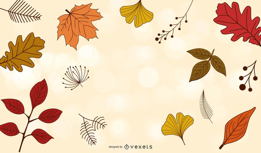 Fall Season Vector