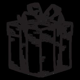 Curso de caixa de presente de Natal