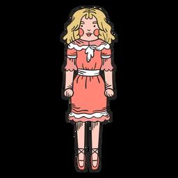 Cascanueces muñeca Clara