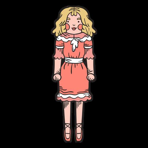 Clara doll nutcracker