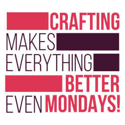Crafting better lettering