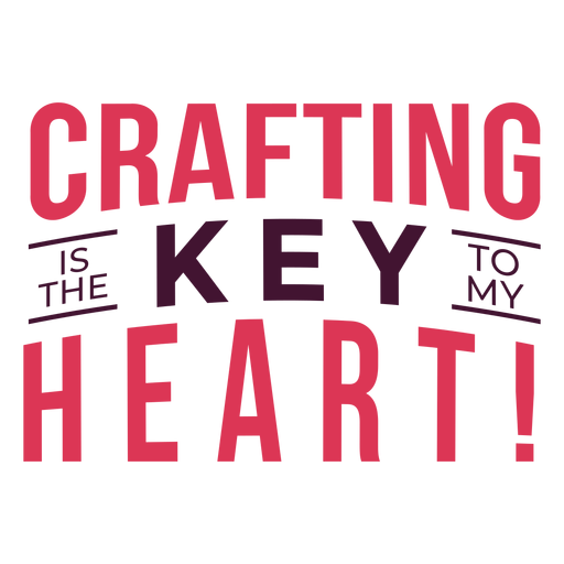 Elaboración de letras de corazón clave