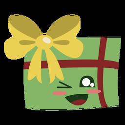 Linda caja de regalo