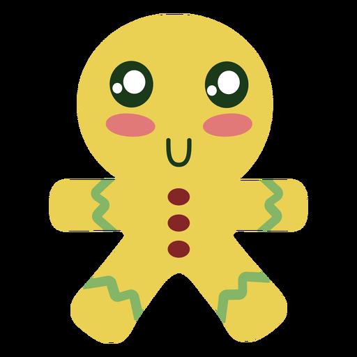 Elemento de galleta de jengibre