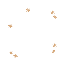 Joyful christmas time lettering