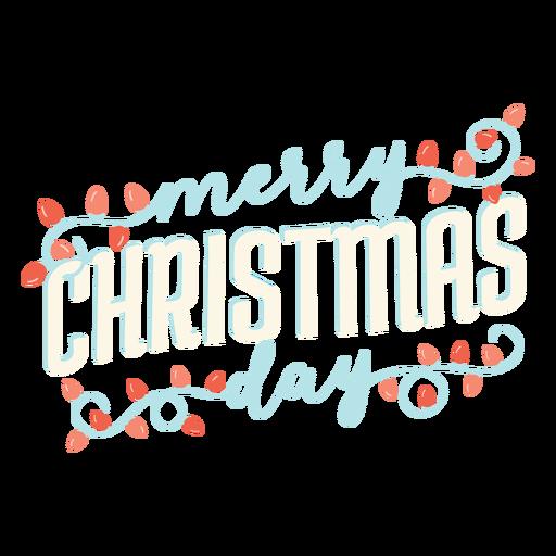 Letras de letras de feliz Natal Transparent PNG