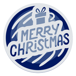 Frohe Weihnachten Papierschnitt