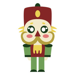 Nutcracker cute element