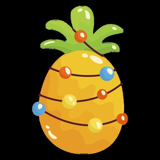 Pineapple christmas cool