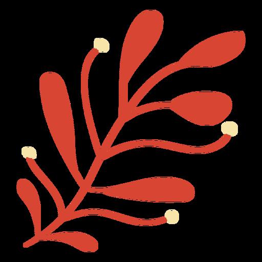 Impresionante flora escandinava