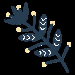 Scandinavian nice flora