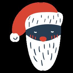 Papai Noel sério escandinavo