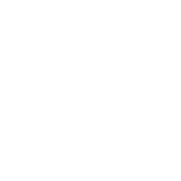 Snowy christmas lettering