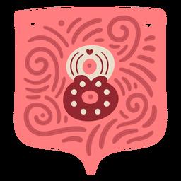 Guirnalda de San Valentín número ocho