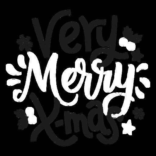 Letras de Natal de Natal Transparent PNG