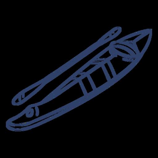 Golpe de kayak ártico