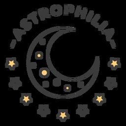Curso de distintivo de astrofilia