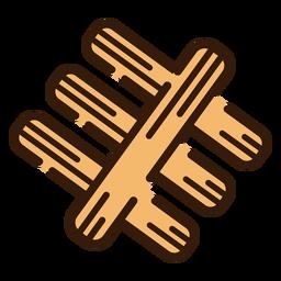 Icono de churros