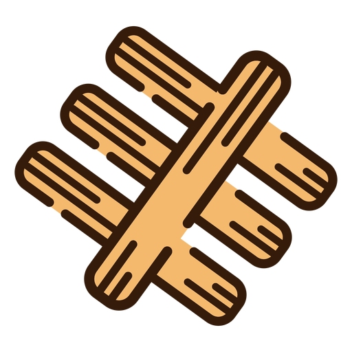 Churros icon Transparent PNG