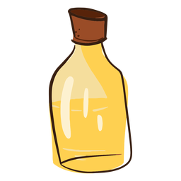 Coconut oil doodle