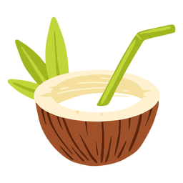 Coconut water design