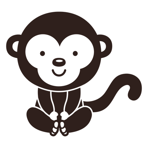 Curso de macaco bonito