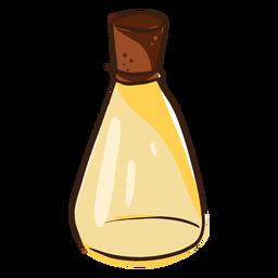 Doodle bottled coconut oil