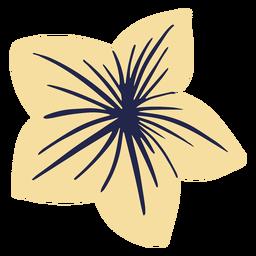 Hawaiianische Blume
