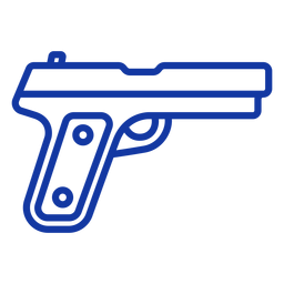 Golpe policial de pistola