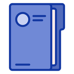 Police case file flat