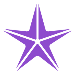 Starfish purple