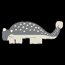 Ankylosaurus cute dinosaur